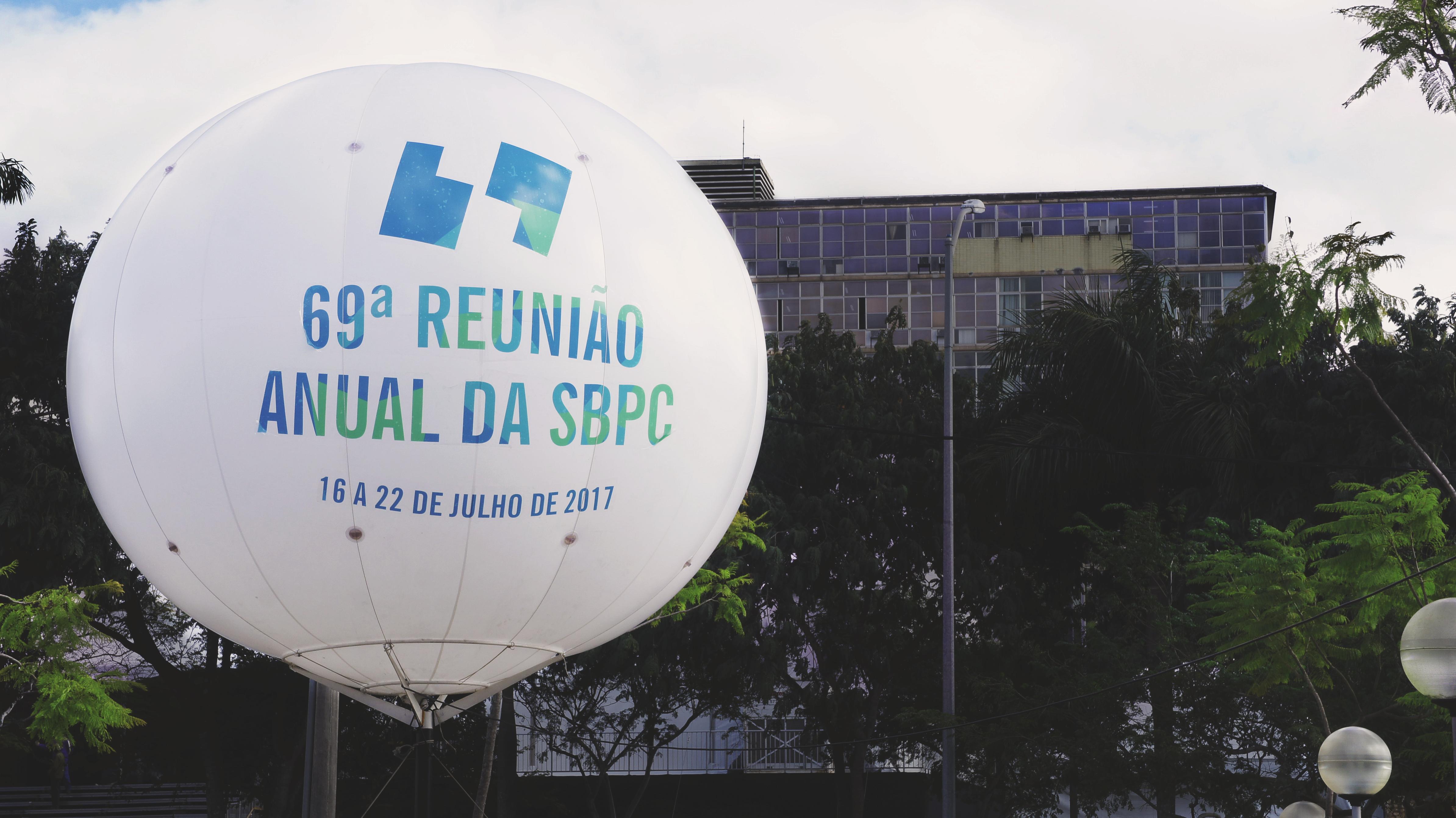 69 Reuniao SBPC