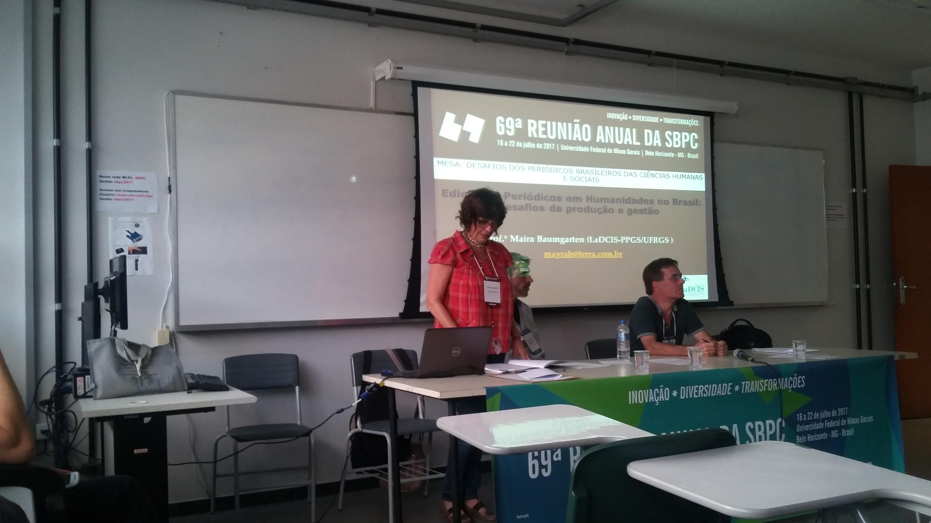 Edição de Periódicos em Humanidades no Brasil: desafios na produção e na gestão