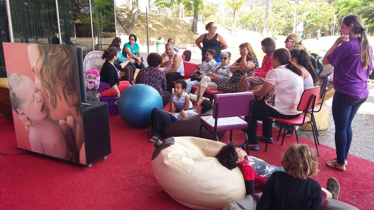 Projeto Da UFMG Sobre O Parto é Premiado