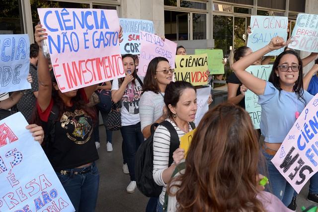 Audiência Pública Na ALMG Cobra Repasses Integrais Para A FAPEMIG E Reestabelecimento De Bolsas