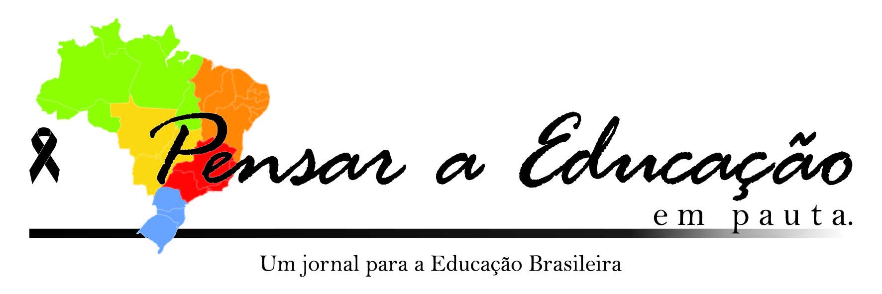 Jornal Pensar a Educação em Pauta