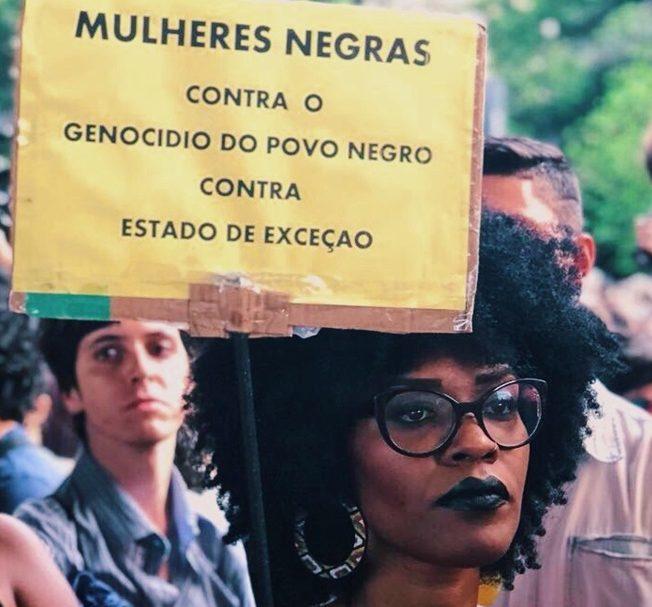 A Violência Do Extermínio E O Medo Como Forma De Educar.