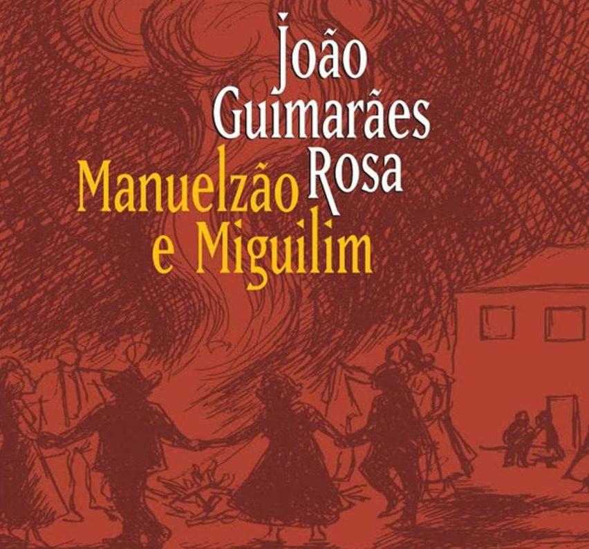 Convite à Leitura – Alexania Campos – Manuelzão E Miguilim– Corpo De Baile (novela Campo Geral)