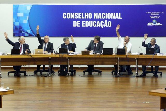 15/12/2017- Brasília - O Conselho Nacional De Educação (CNE) Retoma A Discussão Sobre A Base Nacional Comum Curricular (BNCC)  Foto: Antonio Cruz/Agência Brasil