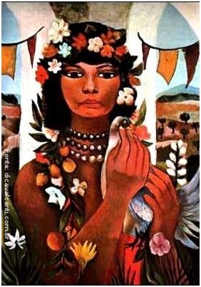 Livre Expressão – Roberta Poltronieri – Mulata – Di Cavalcanti