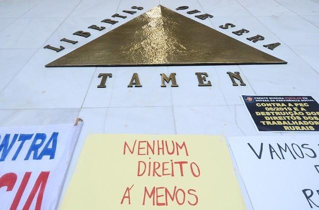 Carlos Henrique Tretel – Plano De Vista Hoje Da Auditoria Cidadã Da Dívida