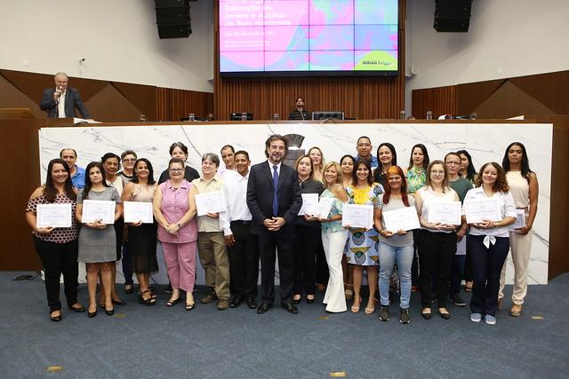 Dalvit Greiner – Reunião Especial Alusiva à Educação De Jovens E Adultos De Belo Horizonte – Heldner Costa CMBH