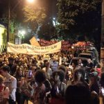 Yolanda Assunção – Belo Horizonte caminha mais uma vez em defesa da Educação – Foto – Thiago Rosado