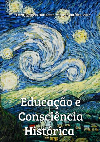 Educação e Consciência Histórica – Ano 3, v.3, n.4 out-dez/2017