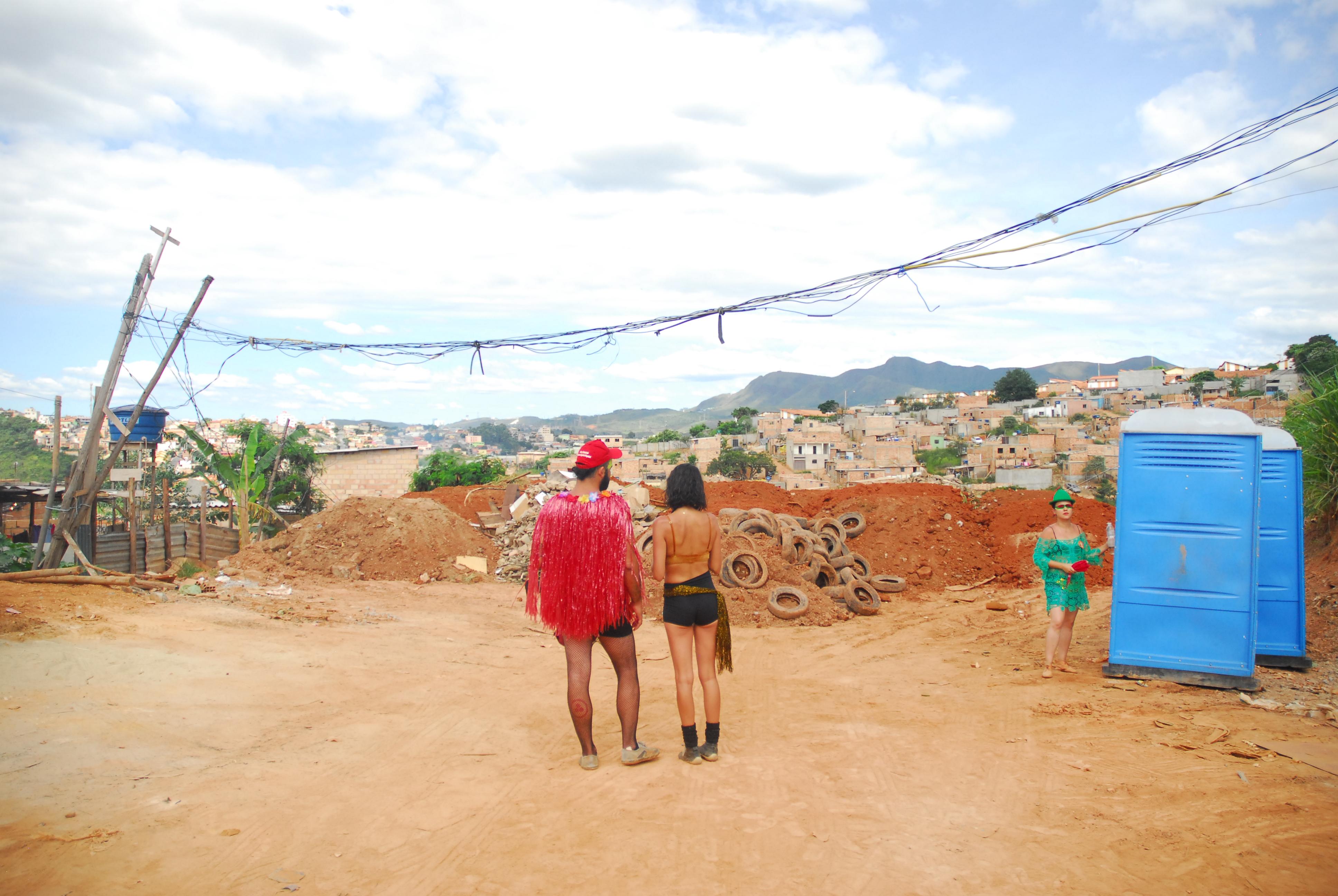 Bloco Filhos De Tchatcha 2018 – Foto Flavia Mafra