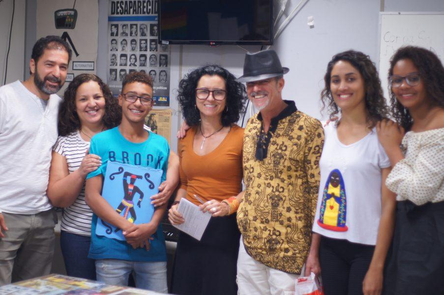 Programa De Rádio 28/08/2017: Projeto Ubuntu