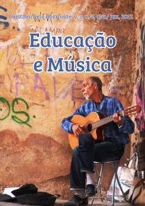 CAPA Educação E Musica
