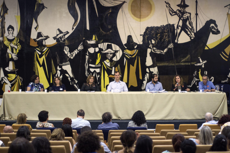 Debate Com As Chapas Candidatas à Reitoria Da UFMG