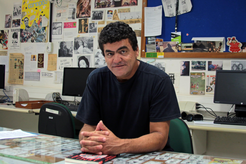 Professor Marcus Taborda