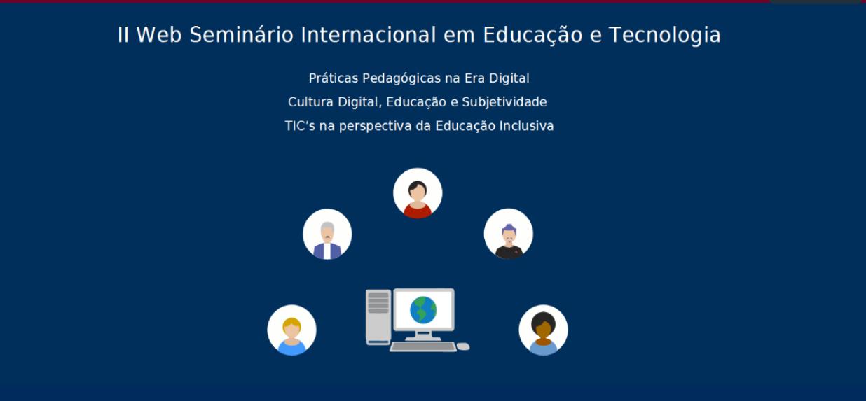II Web Seminário em Educação e Tecnologia: Cultura Digital