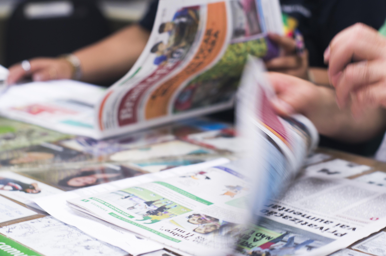 Um Jornal Para A Educação Brasileira