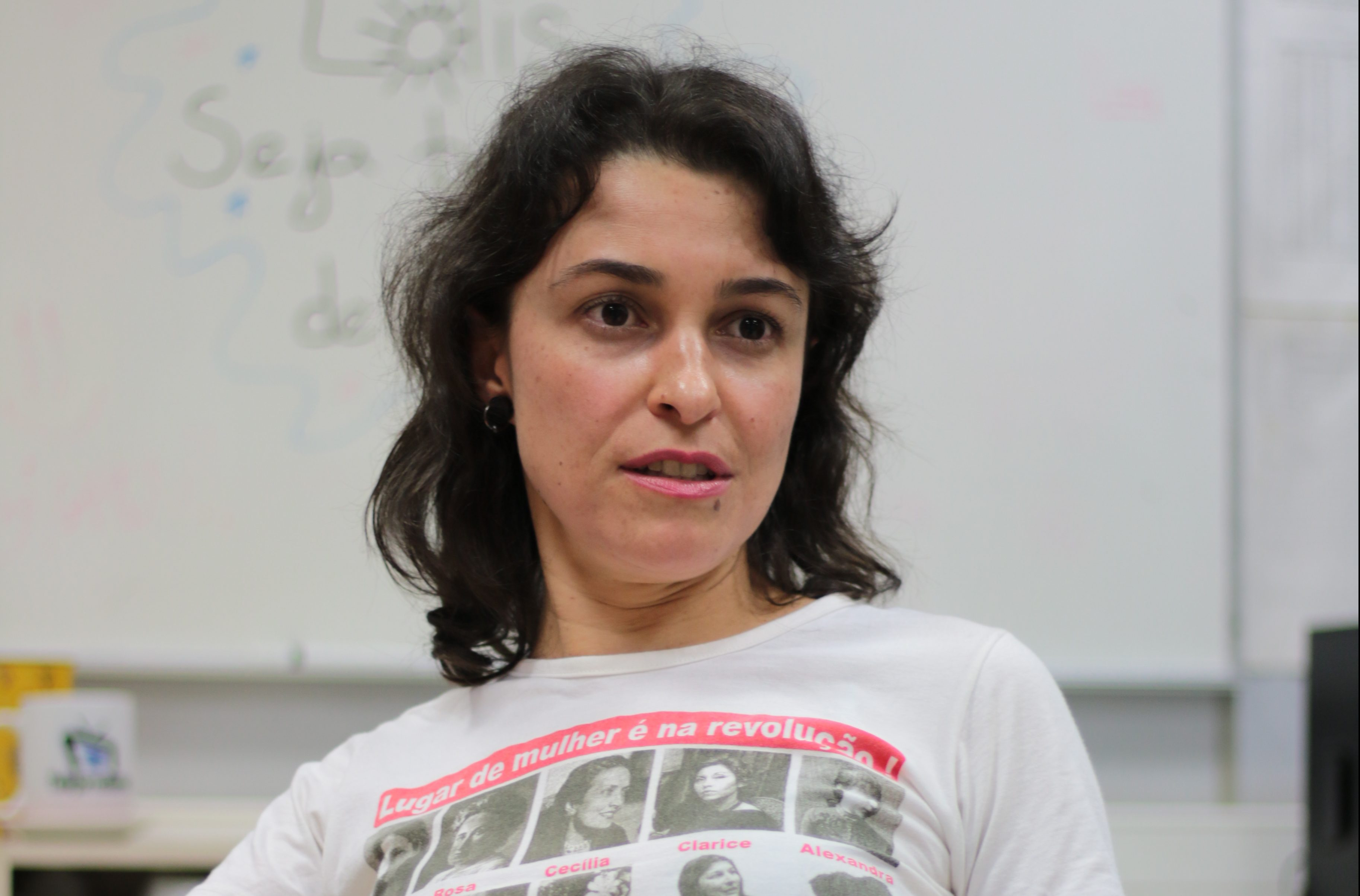 Professora Ana Carolina De Faria