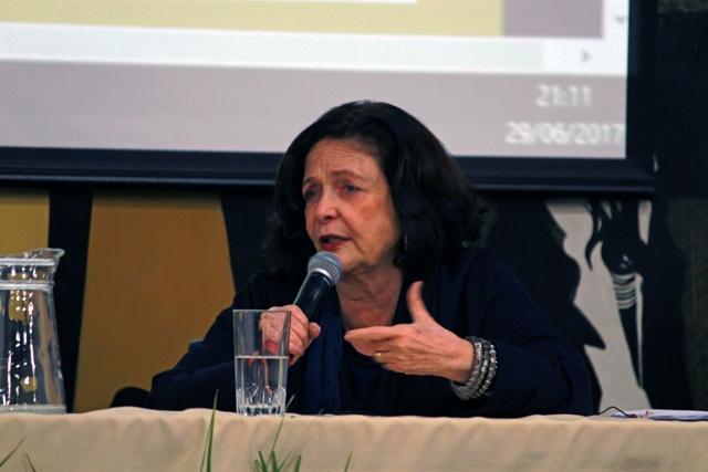 Heloisa Buarque De Holanda Na Conferência O Outro Possível A Experiência Da Univeridade Das Quebradas – 29 06 2017