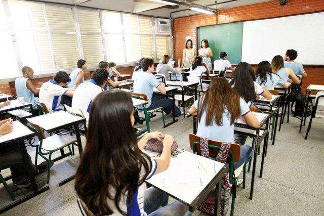 Inventar o fracasso escolar e impor reformas