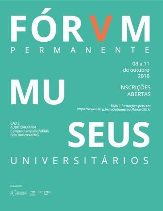 V Fórum Permanente e Museus Universitários