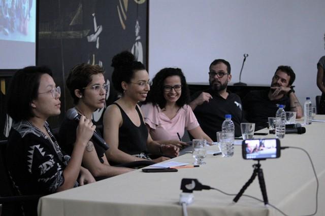 Conferência Experiências De Educação Na Comunicação– O Desafio Da Construção De Projetos No Cenário Público