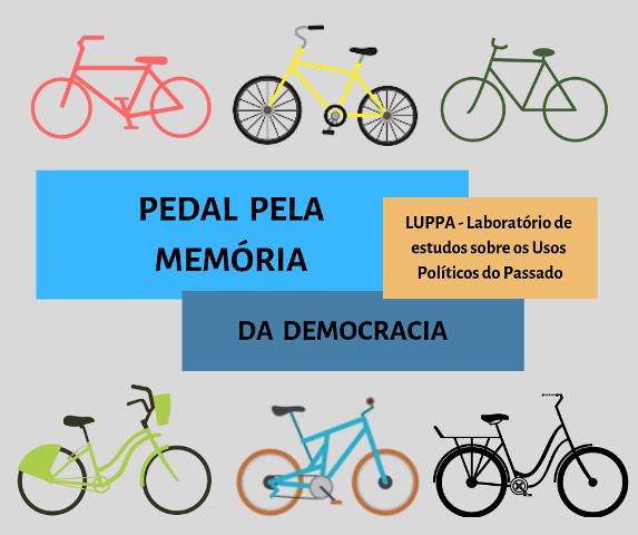 Pedal Pela Memória – Democracia