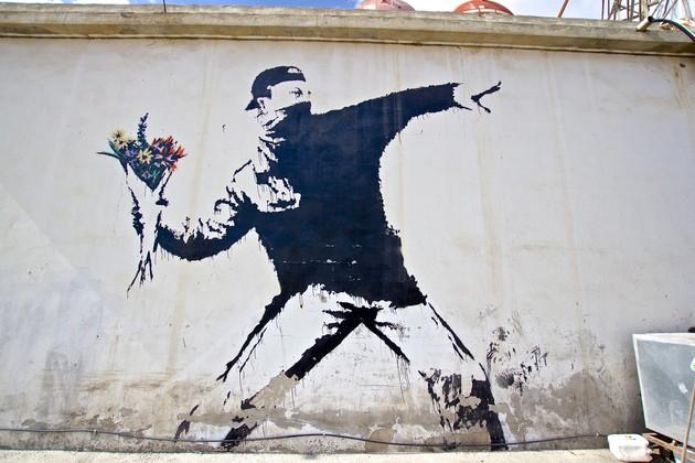 Editorial 250 Banksy