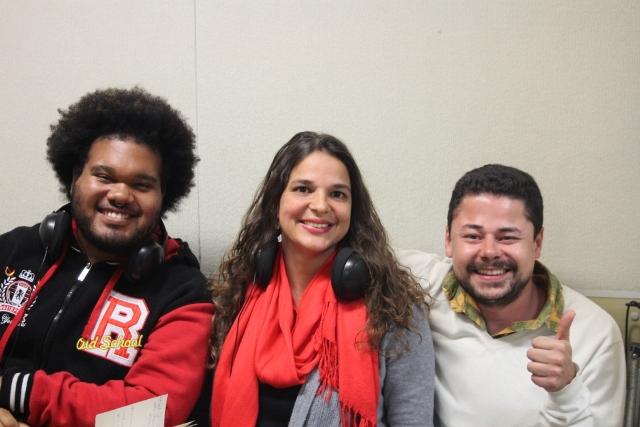 PEPB 23 09 2019 – #MidianaEscola – Josué Victor, Camila Zucon Ramos De Siqueira E Frederico Alves Lopes