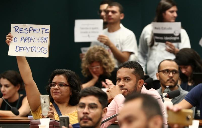 Brasília- DF. 13-11-2018- Comissão Especial Escola Sem Partido. Foto Lula Marques