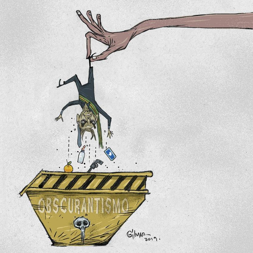 Governo Bolsonaro, Obscurantismo Que Mata!
