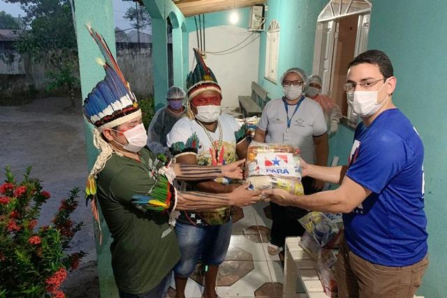 Comunidades Indígenas Na Pandemia