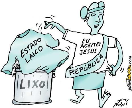 Estado Laico