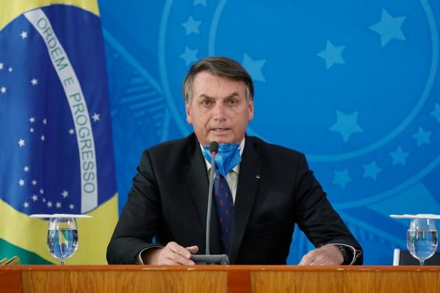 Coletiva De Imprensa De Jair Bolsonaro – Isac Nóbrega PR