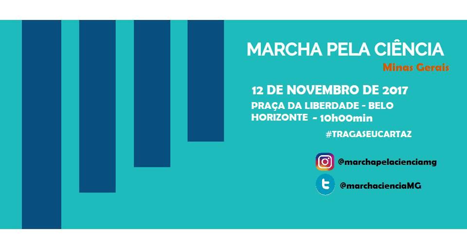 Belo Horizonte Realiza A 3ª Marcha Pela Ciência