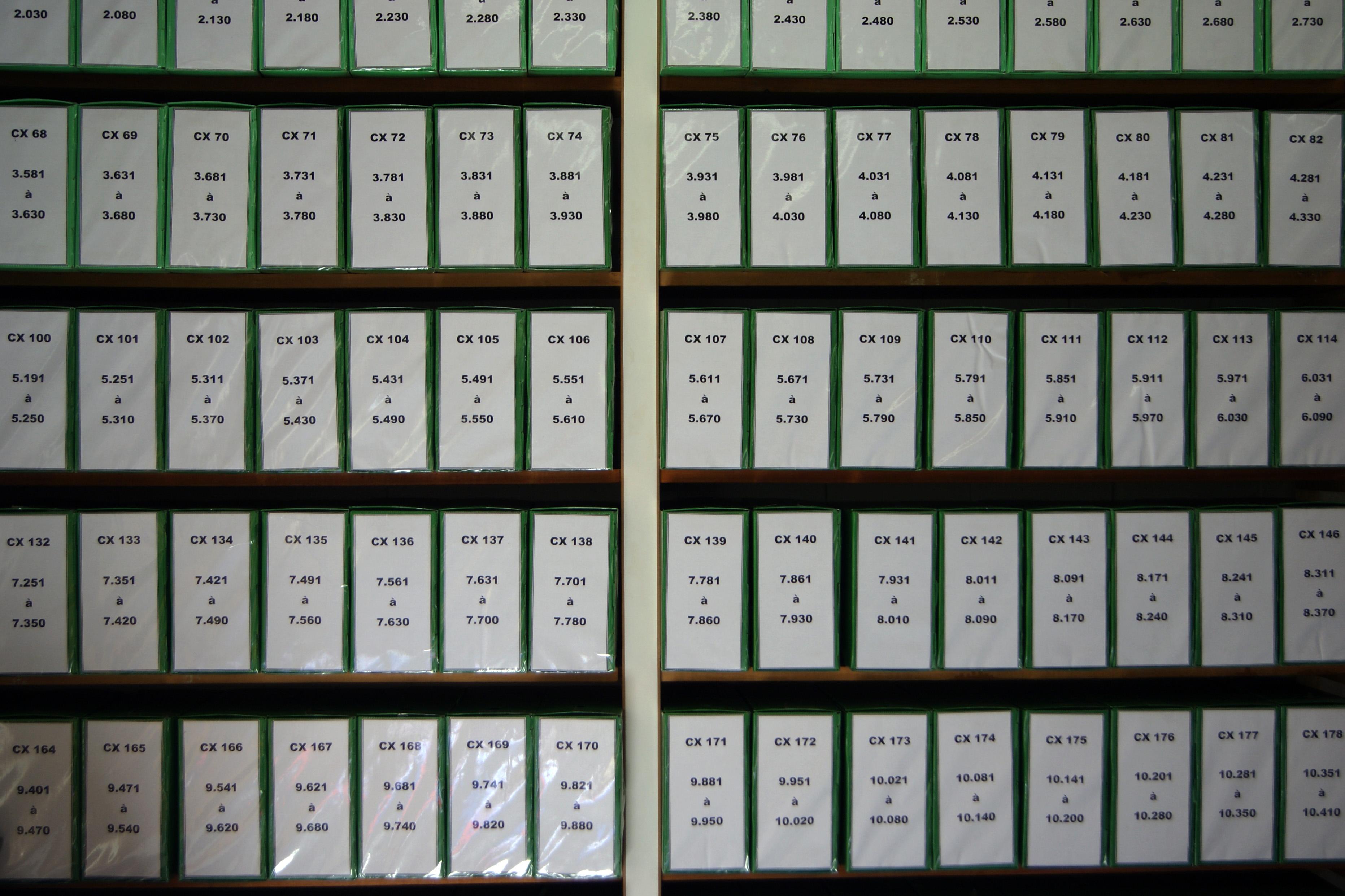 Estante De Biblioteca