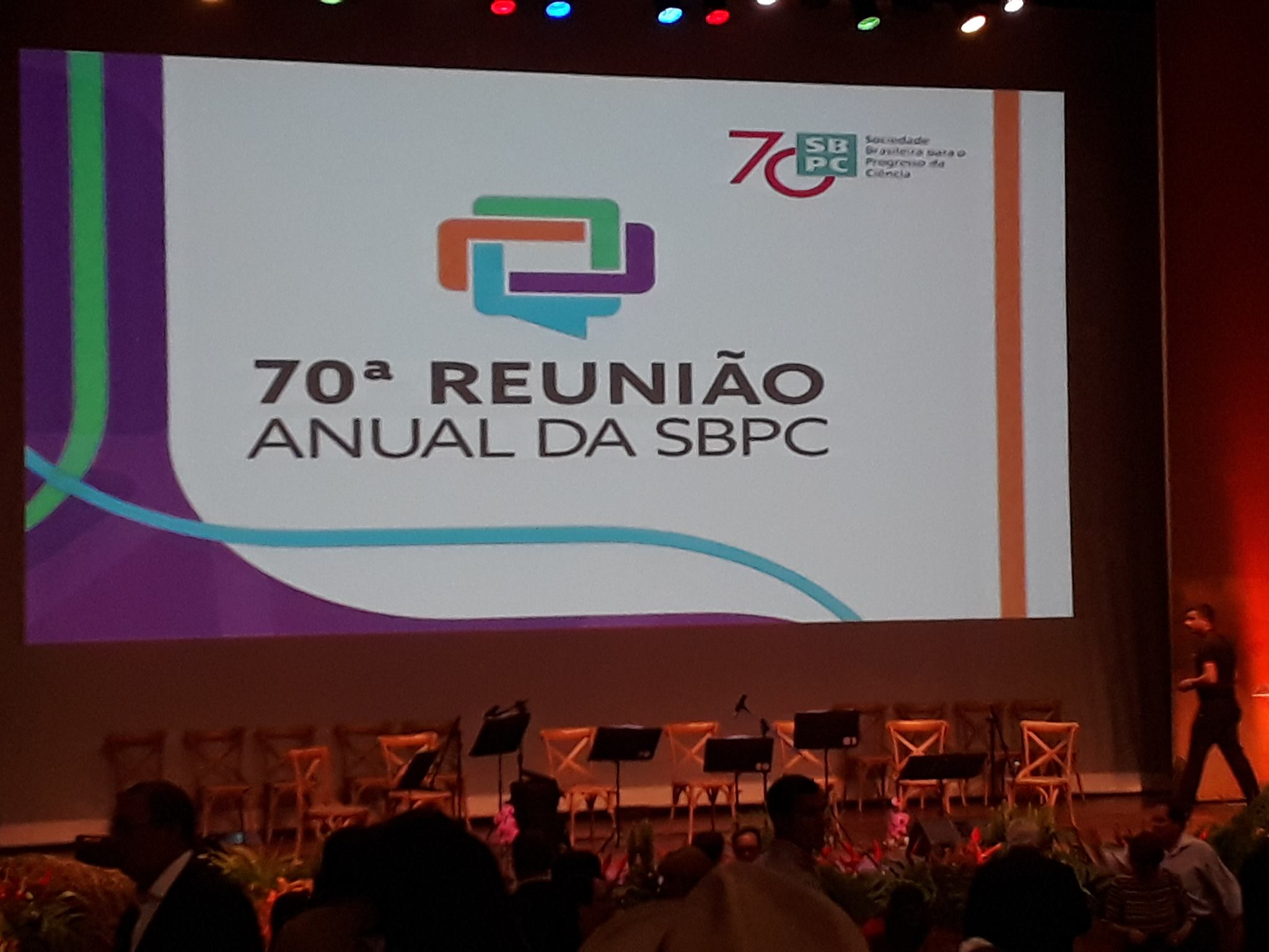 70ª Reunião Anual Da SBPC
