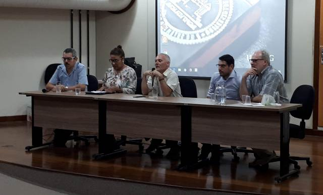 Participantes Do VIII Fórum De Cultura Cient[ifica Da UFMG. Foto: DDC/PROEX/UFMG