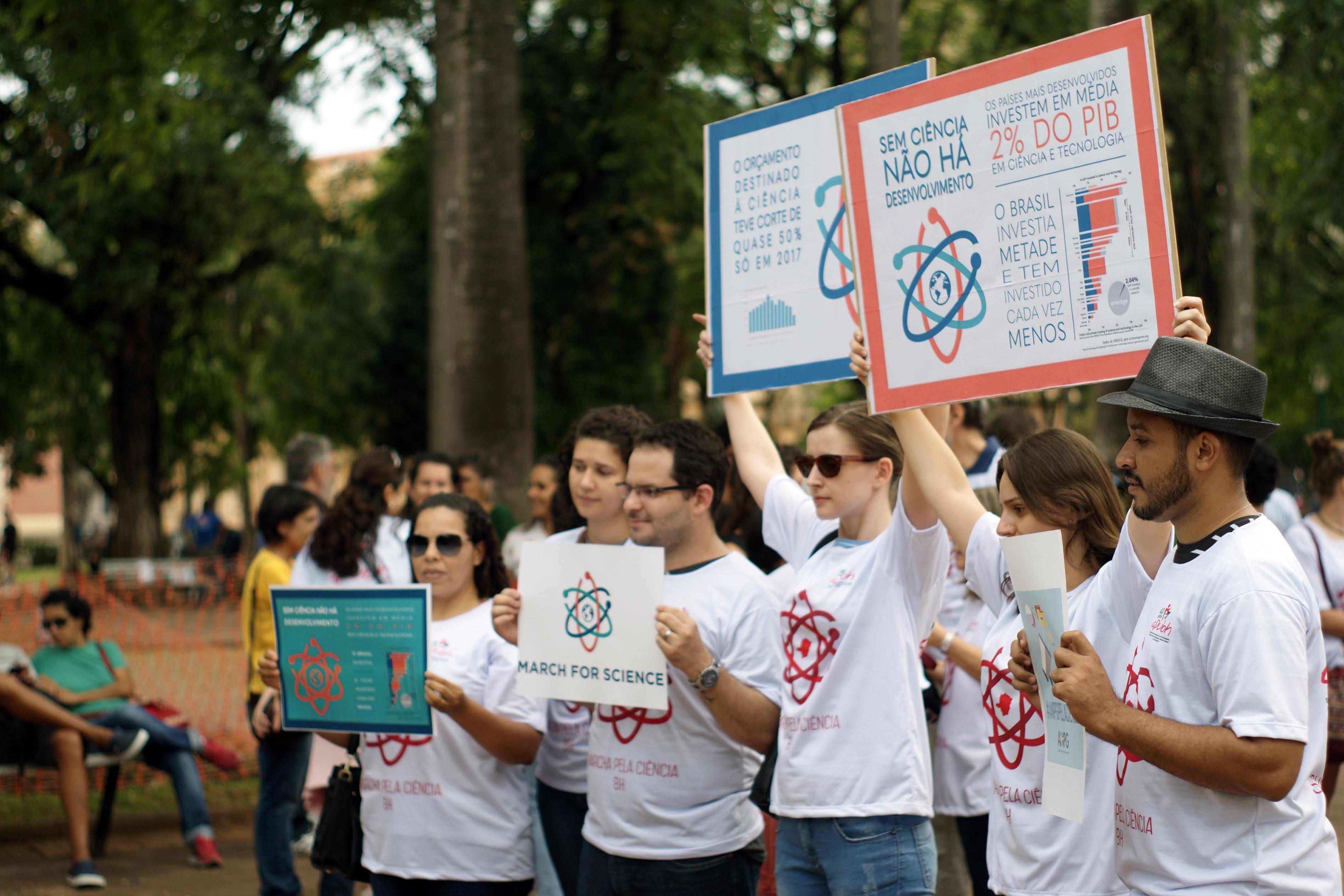 Marcha Pela Ciencia