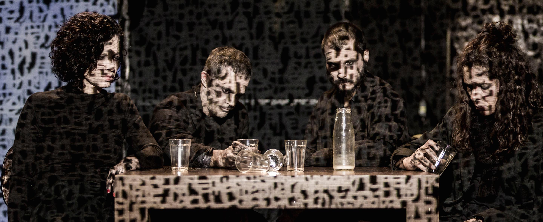 Nova Lima, 29 De Agosto De 2017  Grupo De Teatro ARMATRUX  Imagens De Divulgacao Do Espetaculo Night Vodka.  Imagem: Bruno Magalhaes / NITRO