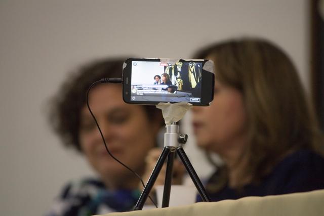 Priscilla Bahiense – O Lugar Das Mídias Nas Discussões Sobre Educação E Espaço Público
