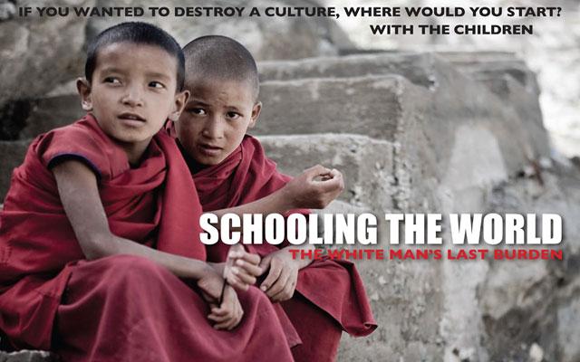 Escolarizando O Mundo – Os Danos Da Educação Paternalista Ocidental