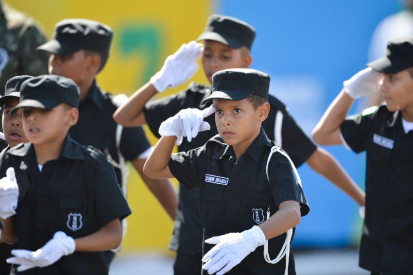 Brasília - Desfile Militar De 7 De Setembro, Na Esplanada Dos Ministérios (Fabio Rodrigues Pozzebom/Agência Brasil)