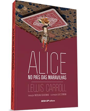 Alice No Pais Das Maravilhas Sesispeditora