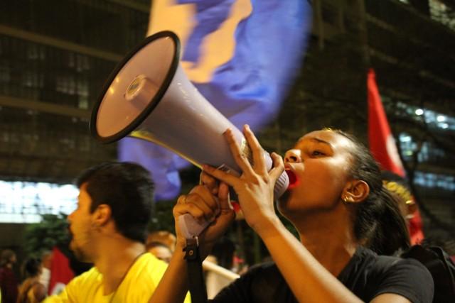Editorial 241 – Yolanda Assunção  Manifestação