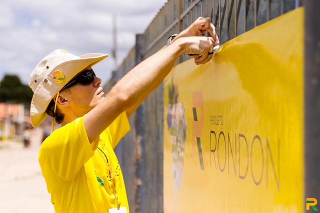 Monica Abranches – Projeto Rondon