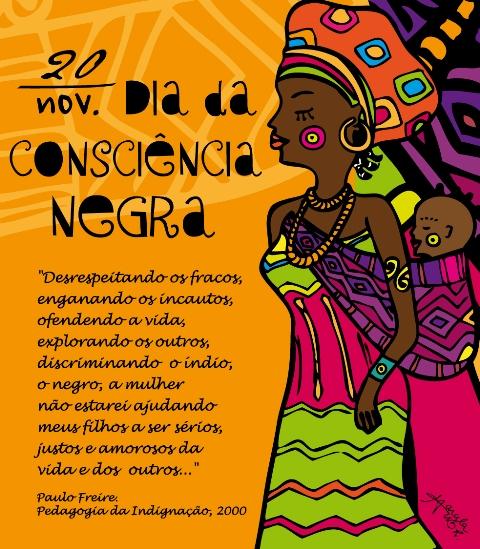 Aline Choucair Vaz – DATAS COMEMORATIVAS E DIREITOS HUMANOS – Dia Da Consciência Negra