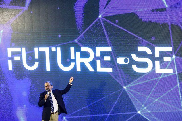 """O Ministro Da Educação, Abraham Weintraub, Durante Apresentação Do Programa """"Future-se"""".Foto Marcelo Camargo/Agência Brasil"""