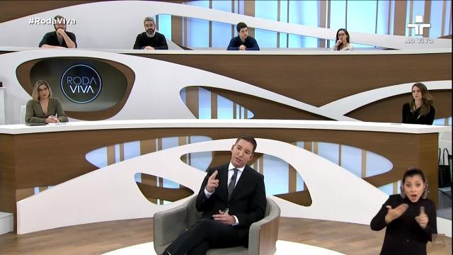 Tiago Artero – Roda Viva – Glenn Greenwald