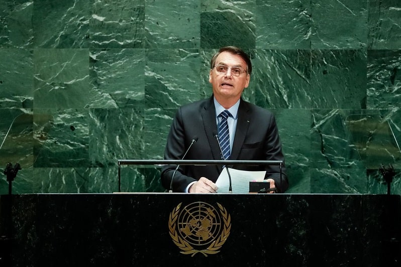 Bolsonaro Na ONU Alan Santos PR – Agencia Brasil