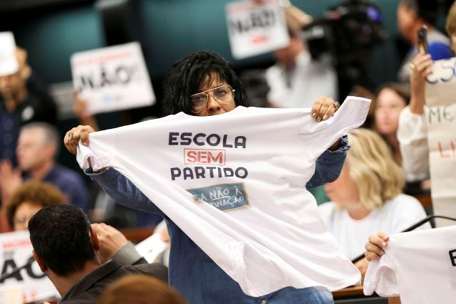 Escola Sem Partido, Sem Educação E Sem Direitos Humanos: Resistir é Preciso!